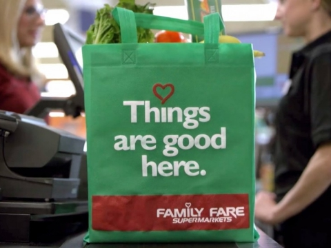 Family Fare Supermarkets | Paul Fraley Voiceover